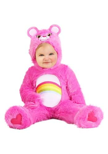 Click Here to buy Baby Care Bears Cheer Bear Costume from HalloweenCostumes, CDN Funds & Shipping
