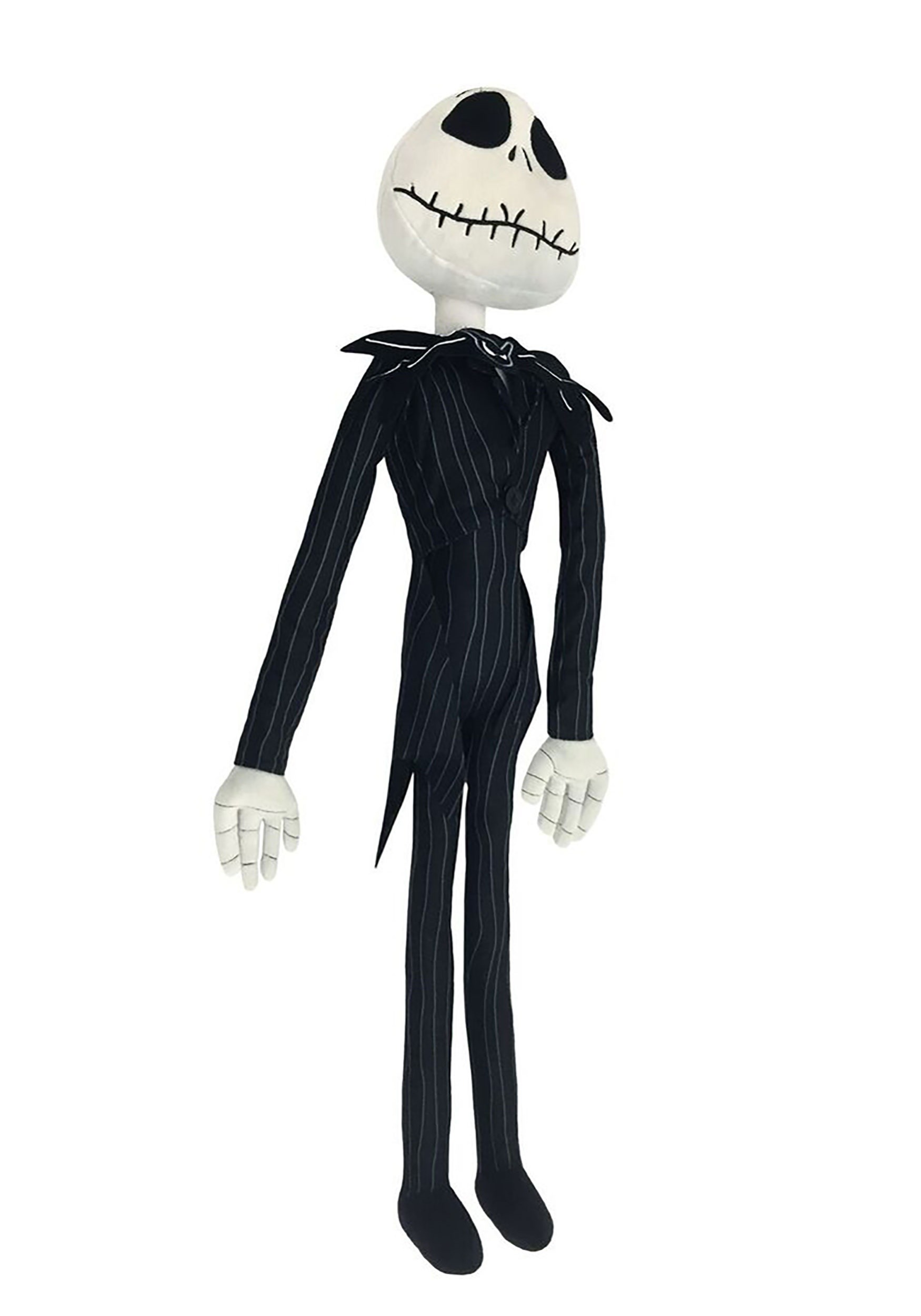 Nightmare Before Christmas Jack Skellington Plush Doll 0a4d6ab4e1