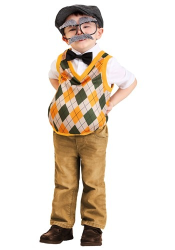 Click Here to buy Toddlers Old Man Costume from HalloweenCostumes, CDN Funds & Shipping