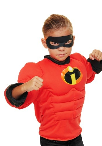 Click Here to buy Deluxe Dress Up Set Incredibles 2 Costume from HalloweenCostumes, CDN Funds & Shipping