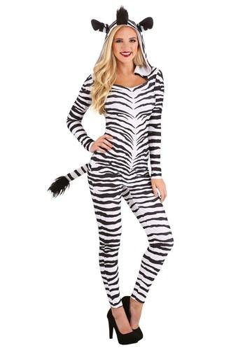 Women's Nimble Zebra Costume