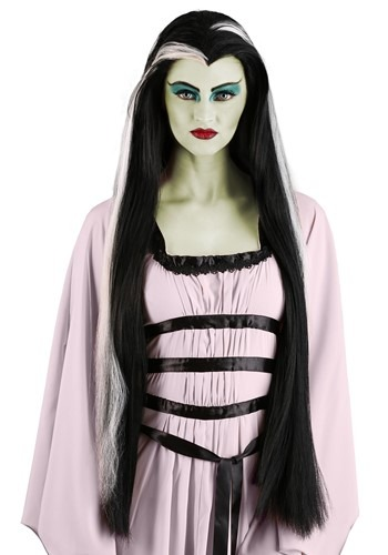 Click Here to buy The Munsters Lily Wig for Women from HalloweenCostumes, CDN Funds & Shipping