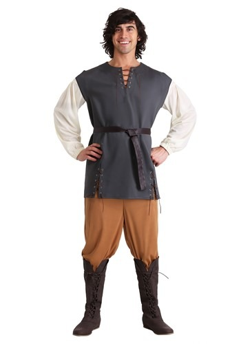 Click Here to buy Medieval Merry Man Plus Size Costume from HalloweenCostumes, CDN Funds & Shipping