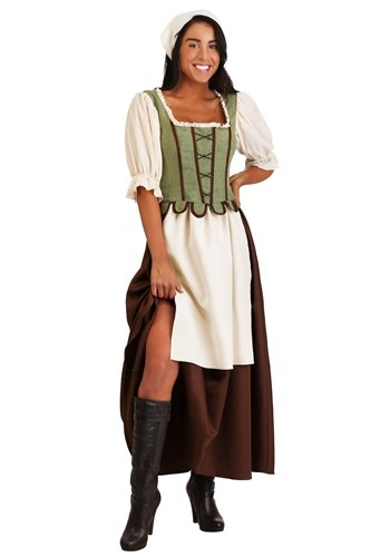 Medieval Pub Wench Womens Costume