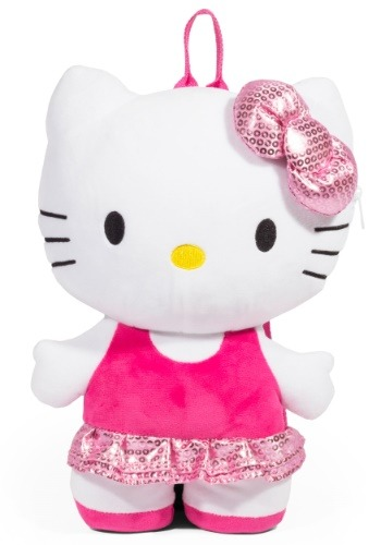 Plush Hello Kitty- Backpack