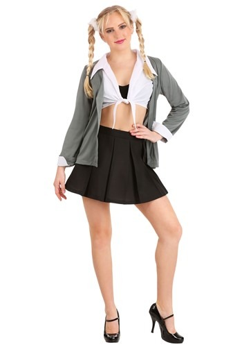 One More Time Pop Singer Costume for Women