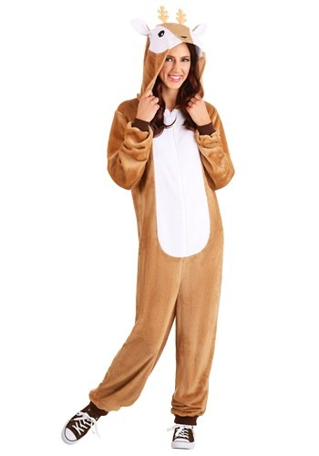Fawn Deer Womens Costume
