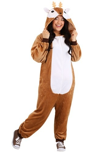 Fawn Deer Plus Size Costume
