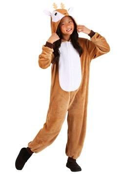 Fawn Deer Costume Girl's