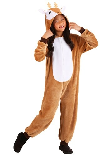 Fawn Deer Girls Costume