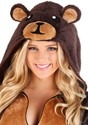 Brown Bear Adult Onesie