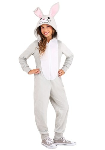 Click Here to buy Funny Bunny Onesie for Kids from HalloweenCostumes, CDN Funds & Shipping