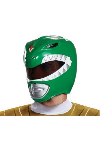 Green Ranger Adult Helmet