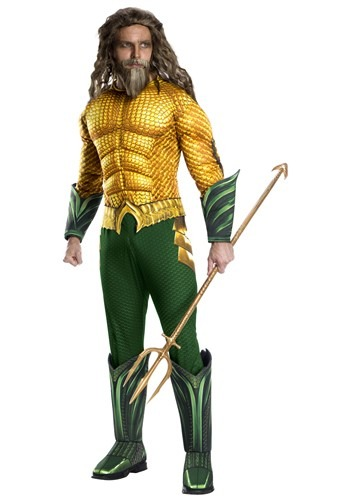 Aquaman Adult Size Costume