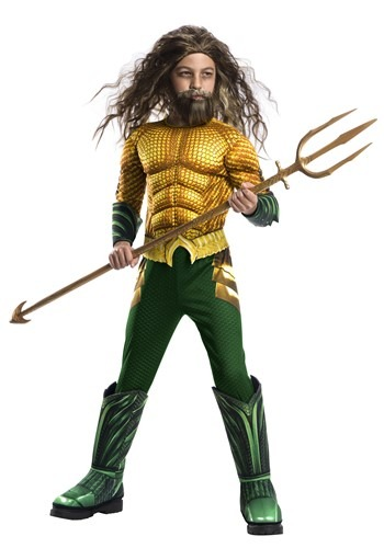 Aquaman Costume for a Child