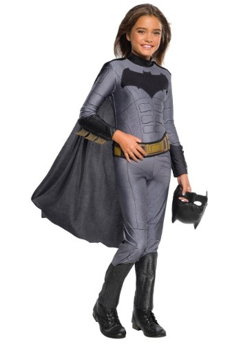 DC Batman Jumpsuit Costume for Girls