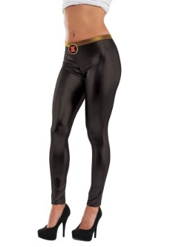 Avengers Black Widow Womens Leggings