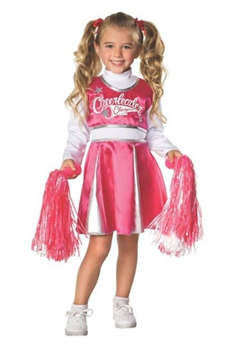 Click Here to buy Cheerleader Champ Costume from HalloweenCostumes, CDN Funds & Shipping