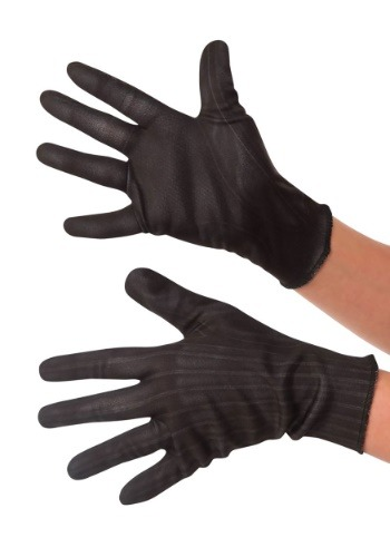 Black Widow Child Gloves