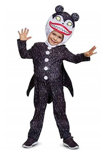 Nightmare Before Christmas Scary Teddy Toddler Costume