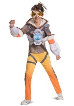 Overwatch Tracer Deluxe Girls Costume