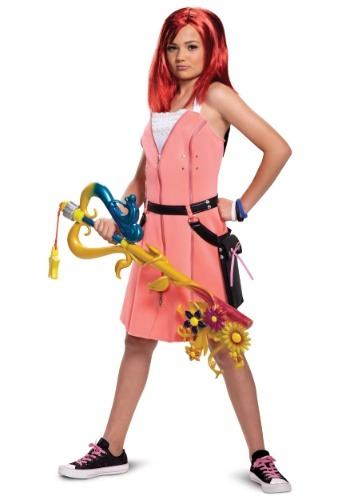 Kingdom Hearts Kairi Deluxe Costume for Teens