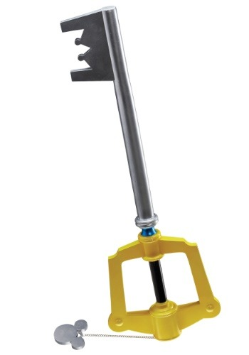 Disney Kingdom Hearts Sora's Keyblade Accessory