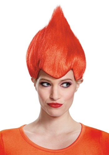 Click Here to buy Red Wacky Adult Wig from HalloweenCostumes, CDN Funds & Shipping