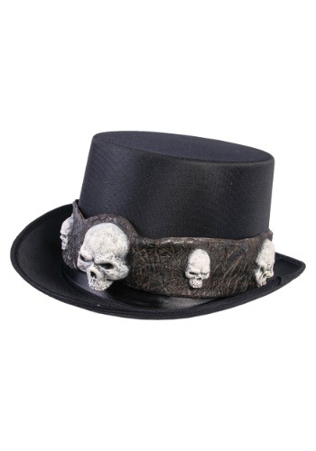 Click Here to buy Skulls Top Hat from HalloweenCostumes, CDN Funds & Shipping