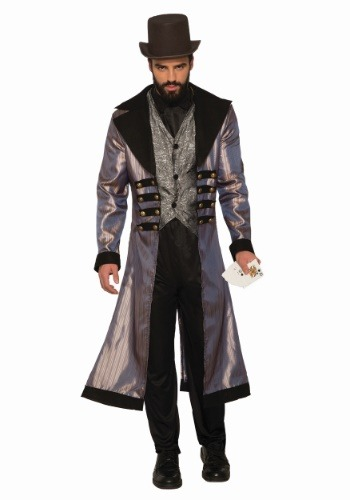 Deluxe Badlands Gambler Adult Size Costume