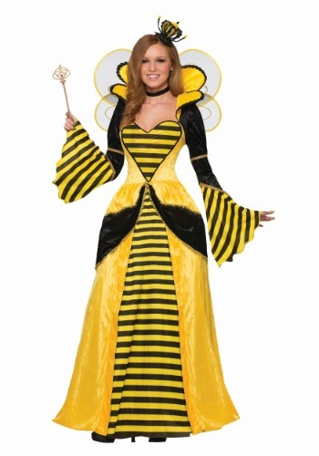Click Here to buy Royal Queen Bee Costume from HalloweenCostumes, CDN Funds & Shipping
