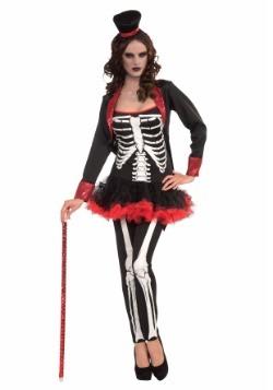 Women's Ms. Bone Jangles Costume