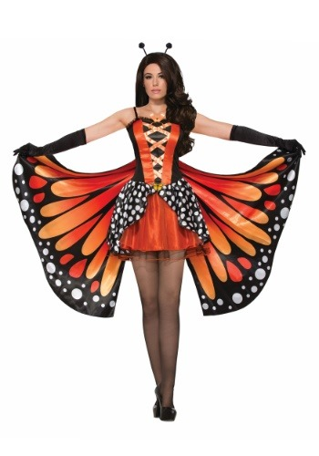Miss Monarch Womens Costume
