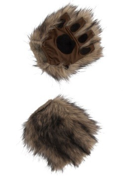 Brown Fingerless Paws
