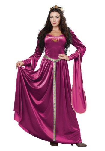 Click Here to buy Lady Guinevere Womens Costume from HalloweenCostumes, CDN Funds & Shipping