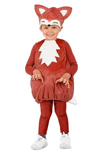 Freddy the Fox Toddler Costume