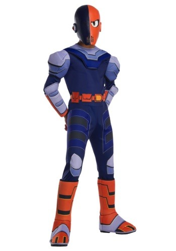 Teen Titans Slade Child Costume