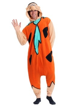 Adult Fred Flintstone Kigurumi