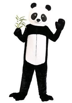 Plus Size Adult's Panda Bear Costume