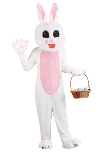 Plus Size Mascot Easter Bunny Costume