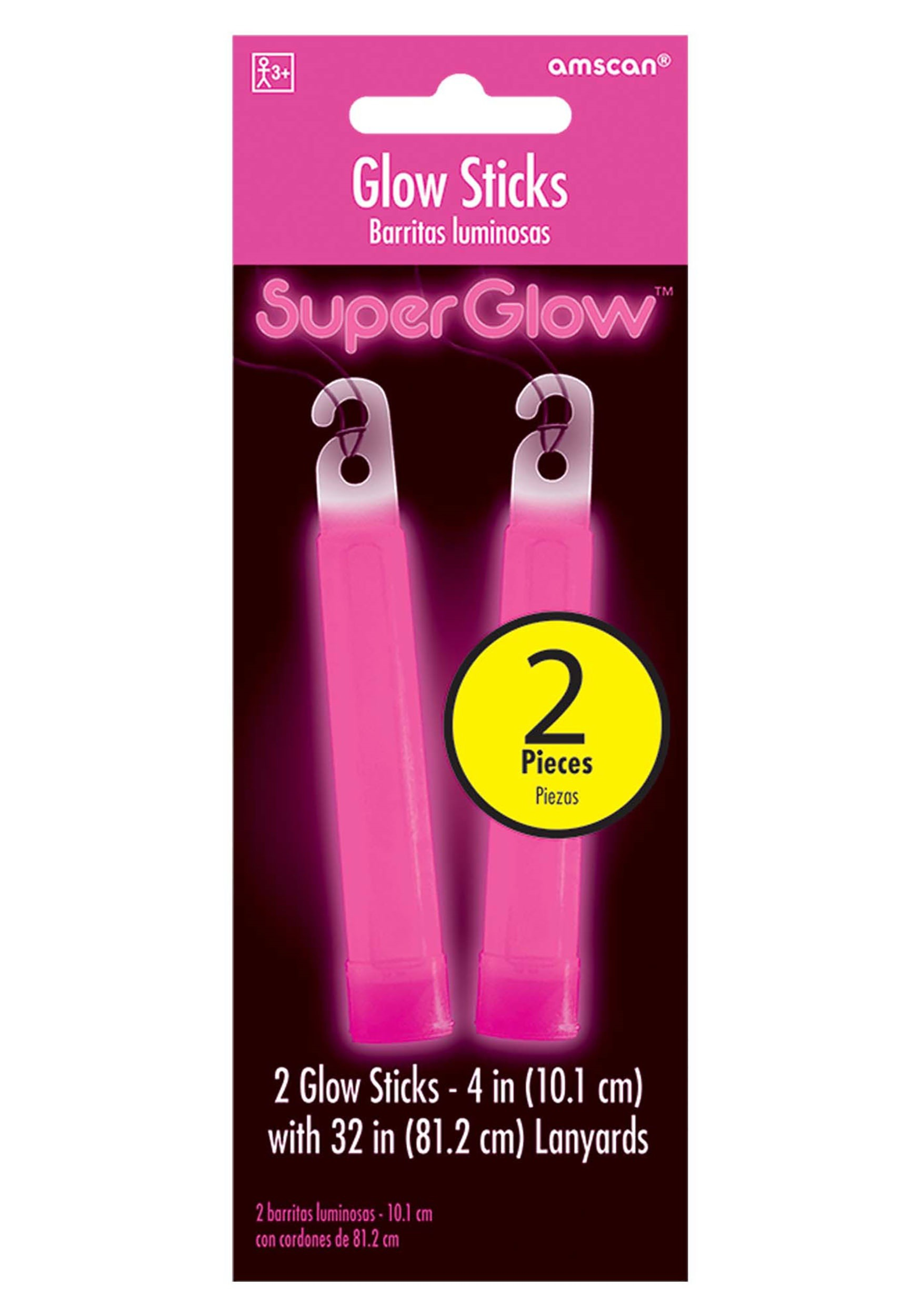 "Pink_Glow_Sticks_-_4""_Pack_of_2"