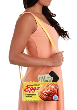 Eggo Box Purse
