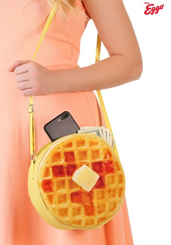 Eggo Waffle: Purse