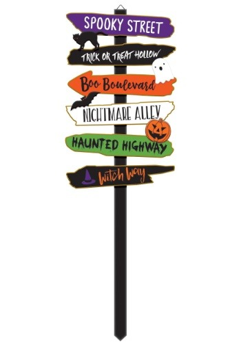 Giant Halloween Yard Stake