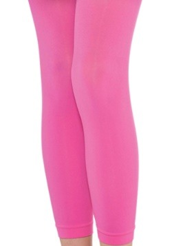 Child Pink Leggings