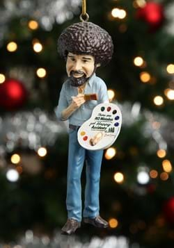 "Molded Ornament 5"" Bob Ross_Update"