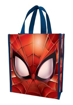 Marvels Spider-Man Recycled Shopper Tote Treat Bag