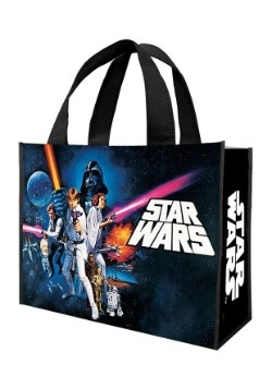 Star Wars A New Hope large Recycled Treat Bag Shopper Tote