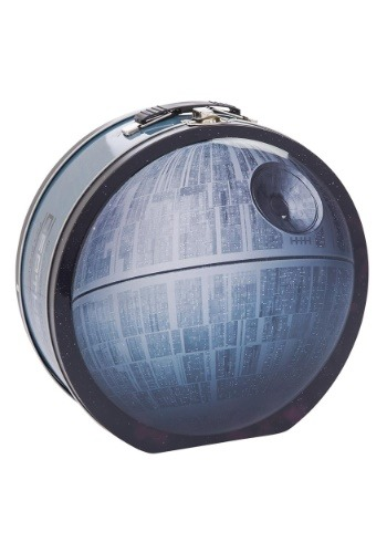 Star Wars Death Star Tin Lunch Box Tote