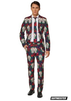 Men's Day of the Dead Suitmiester Suit